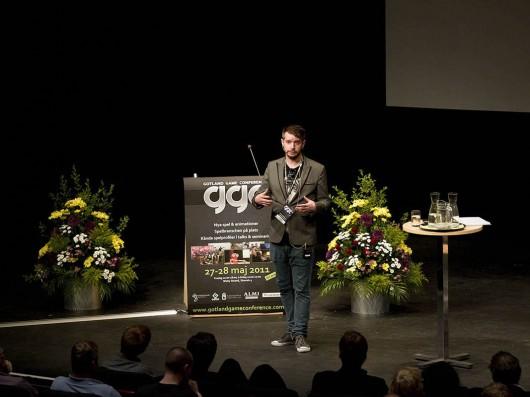 Alumni Johannes Wadin, Co-Founder of TapeDuck @ GGC 2011
