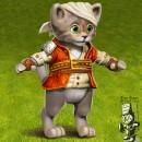 Cat Character Concept